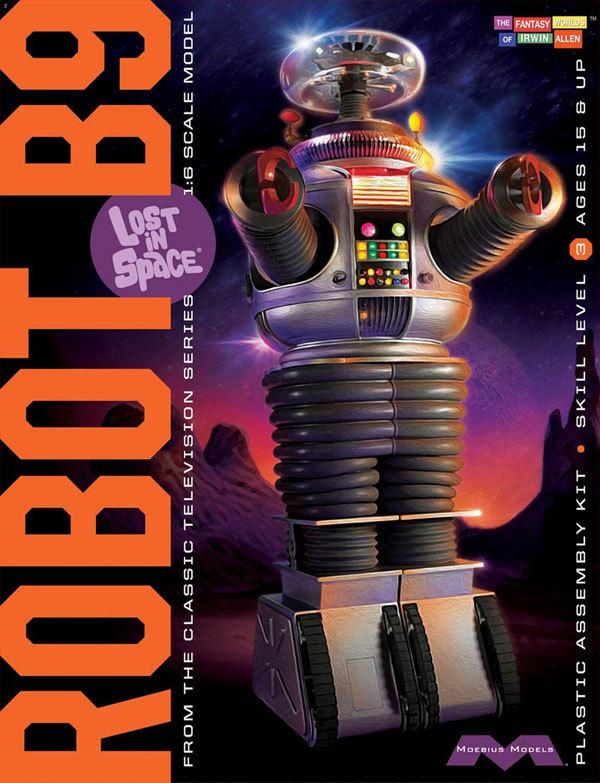 LostInSpaceRobotModel