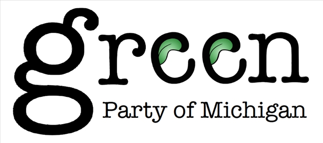 green party of michigan leaf green