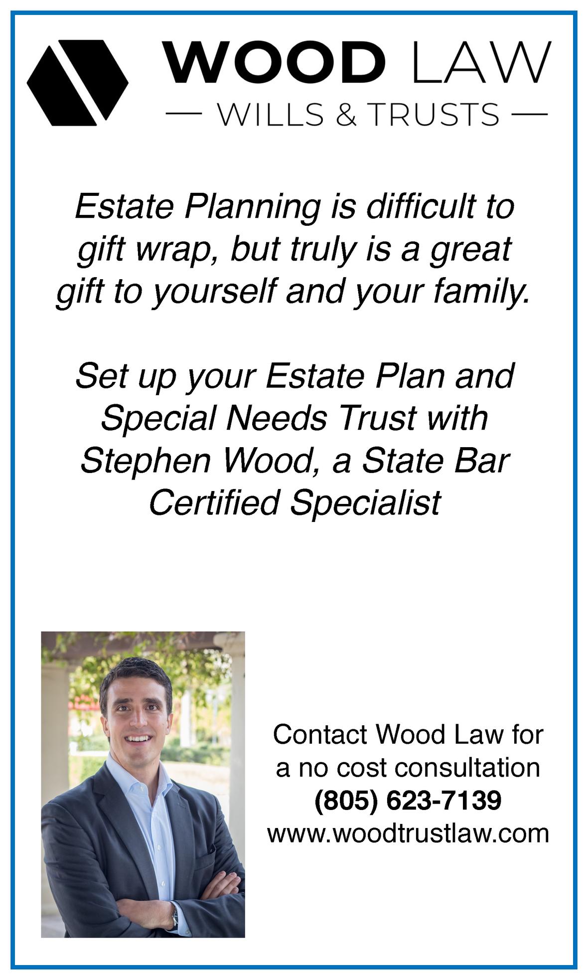 C4SN Ad - Wood Law