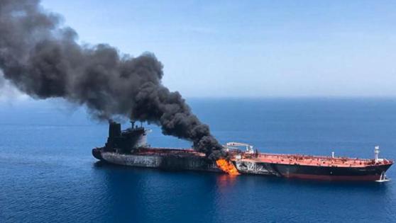 Gulf-oiltanker