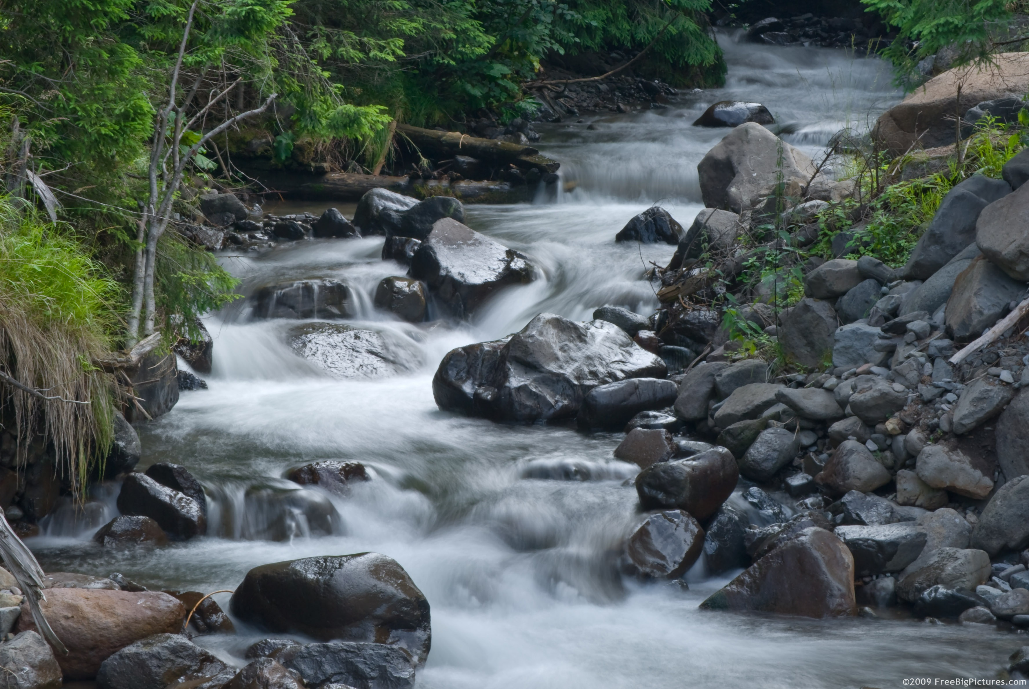 Image result for picture of a mountain stream