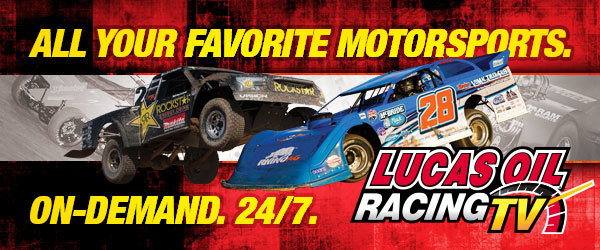 All Your Favorite Motorsports. On-Demand. 24/7.