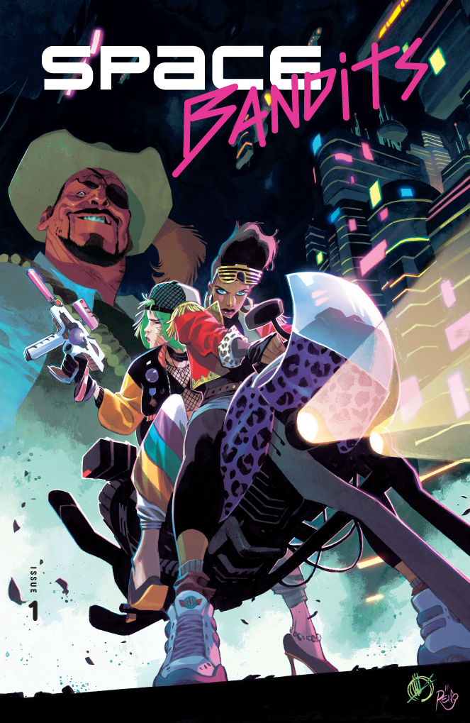 SPACE BANDITS #1 Cover A