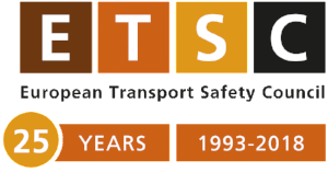 European Transport Safety Council - ETSC - 25 Years 1993-2018