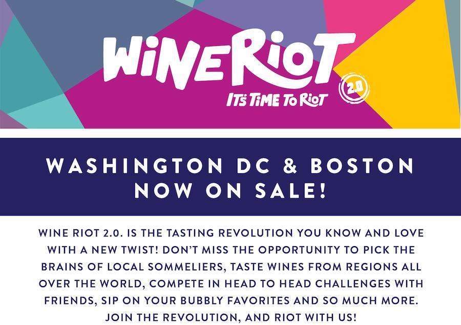 Wine Riot Update