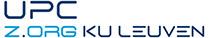 UPC Zorg KU Leuven - logo