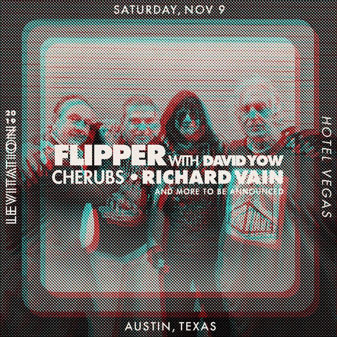 Flipper w/ David Yow