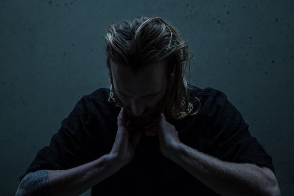 The portable-infinite: Ben Frost Announces Vinyl Editions Of