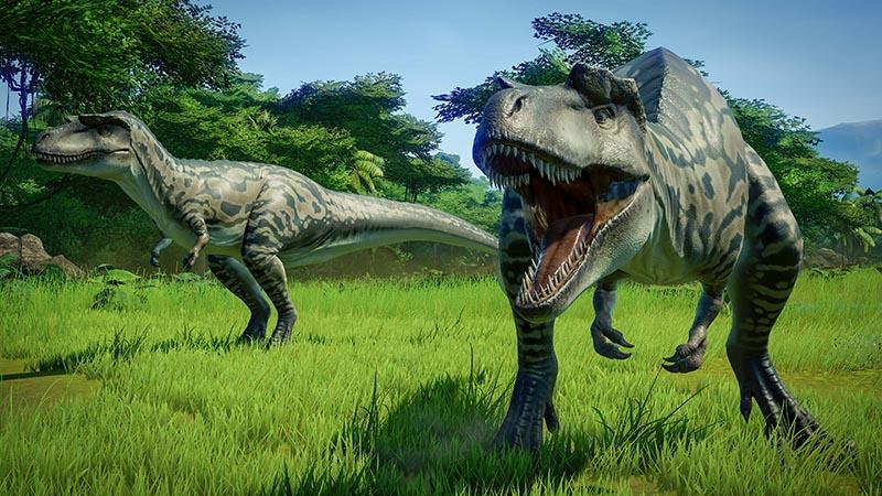 Jurassic World Evolution: El Santuario de Claire