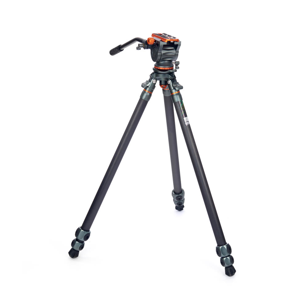 Legends Mike Levelling Base Tripod & AirHed Cine