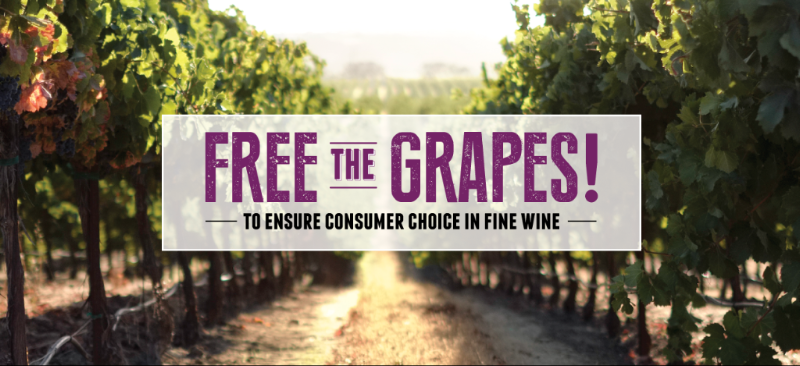 Free The Grapes Update