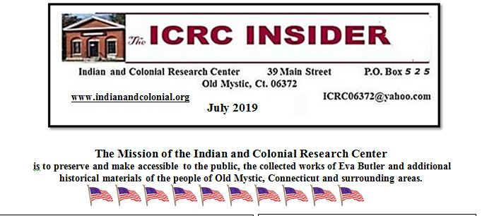 Newsletters | The INDIAN & COLONIAL RESEARCH CENTER