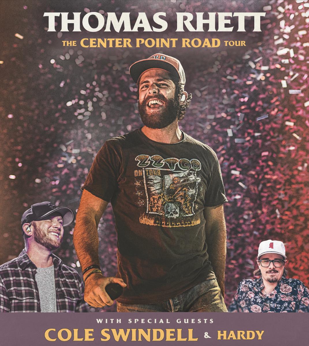 Thomas Rhett 2020 Tour