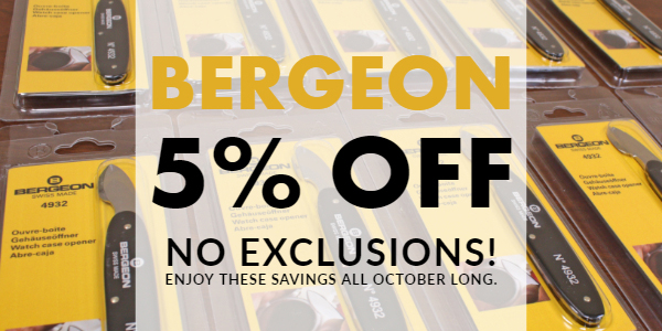 All October Long, No Exclusions!