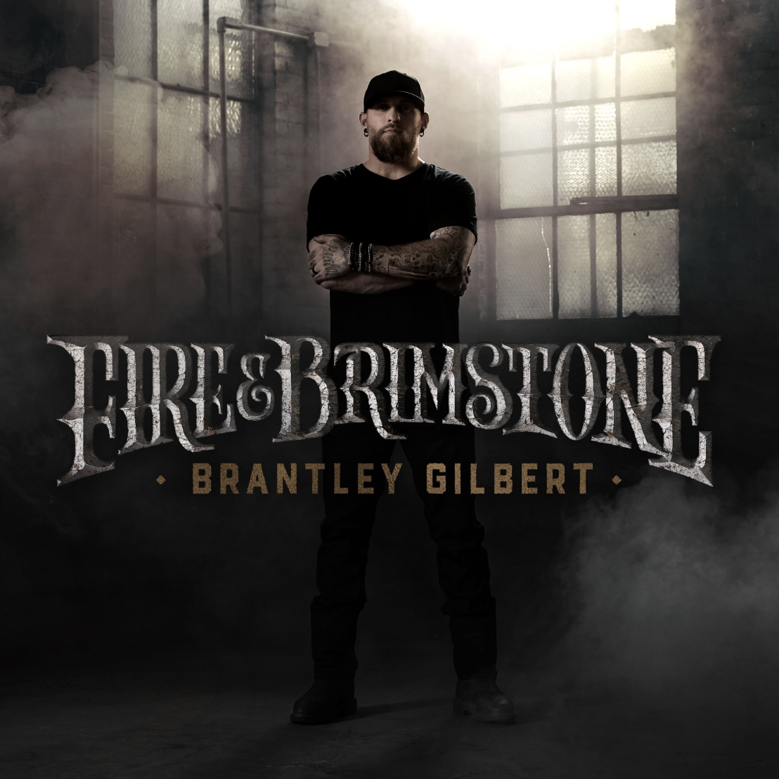 Brantley Gilbert Album Out Now