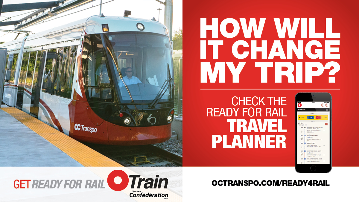 Ready for Rail Travel Planner – Welcome to Riverview Park