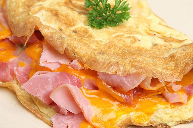 Asegúrate de comer un desayuno rico en proteínas