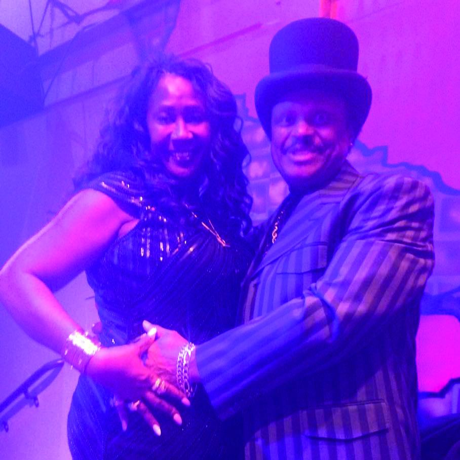 Johnie B. & Queen Iretta Sanders Blues Revue