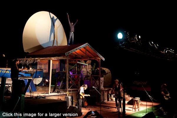 Anguilla's Moonsplash Music Festival