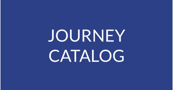 Journey Catalog