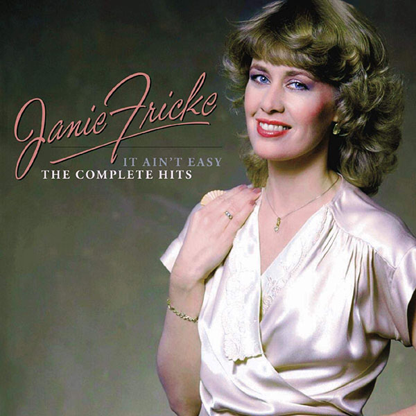 Janie Fricke: 'It Ain't Easy - The Complete Hits'