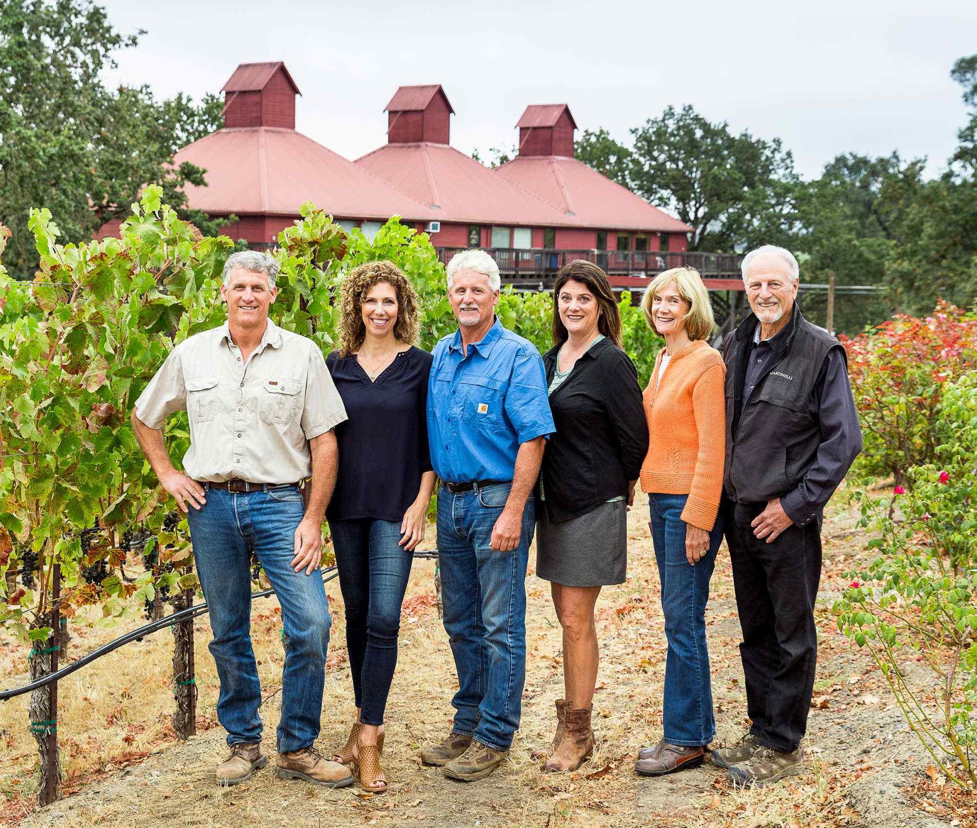 Martinelli Winery Update