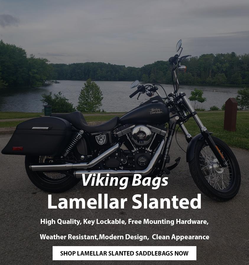 Viking Bags Lamellar Slanted