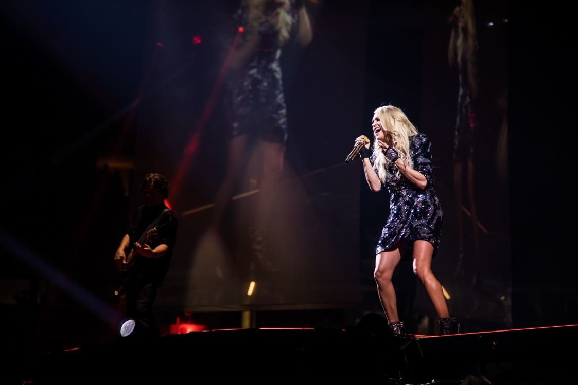 Carrie Underwood Tour Recap