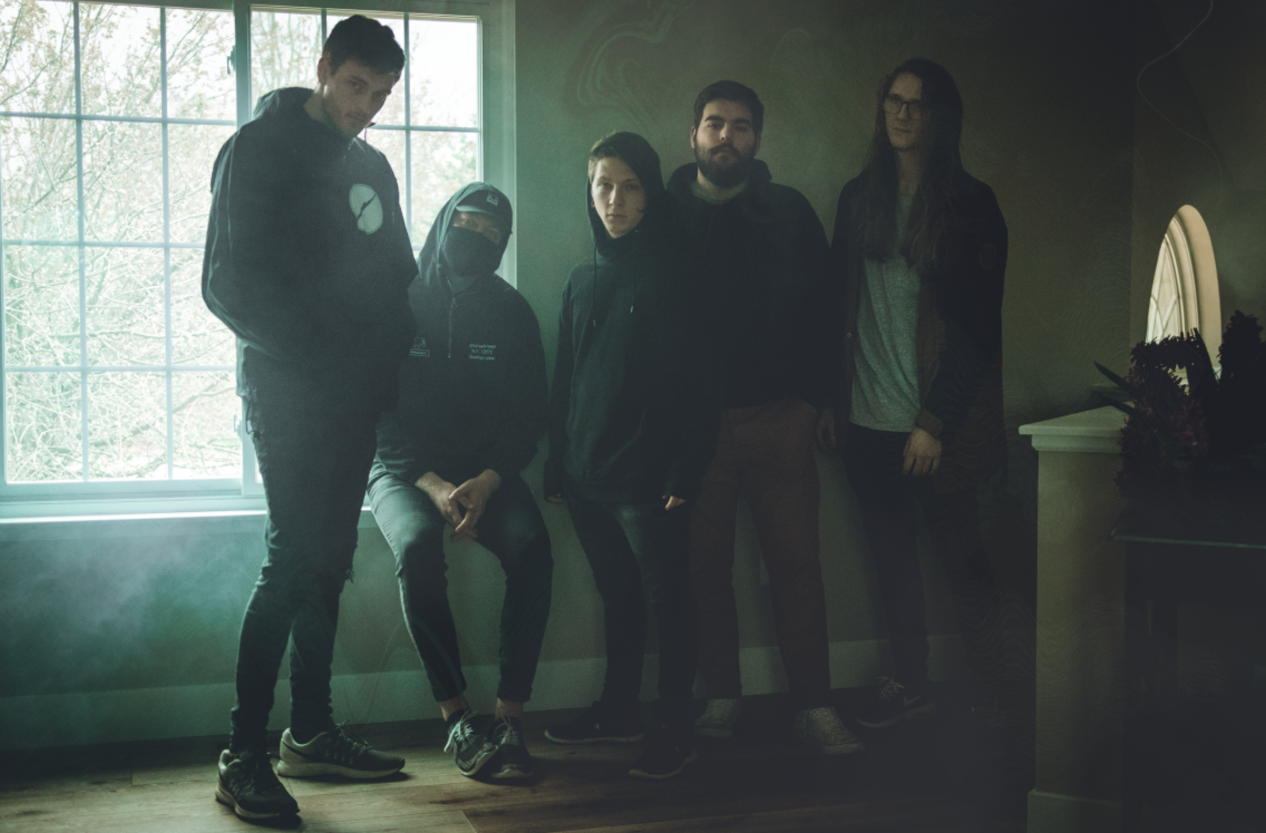 SLEEP WAKER TO RELEASE DEBUT ALBUM DON'T LOOK AT THE MOON