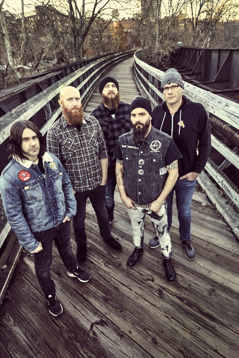 Killswitch Engage Drop New Song I Am Broken Too Side Stage