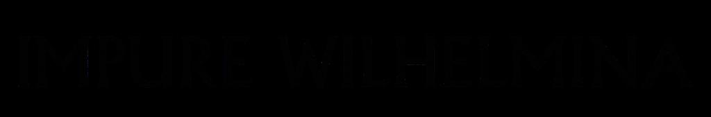 IMPURE WILHELMINA logo