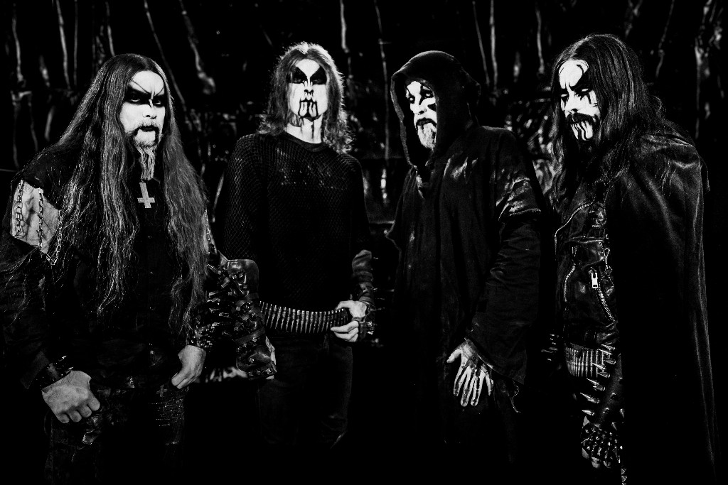1349 band picture by Jorn Veberg