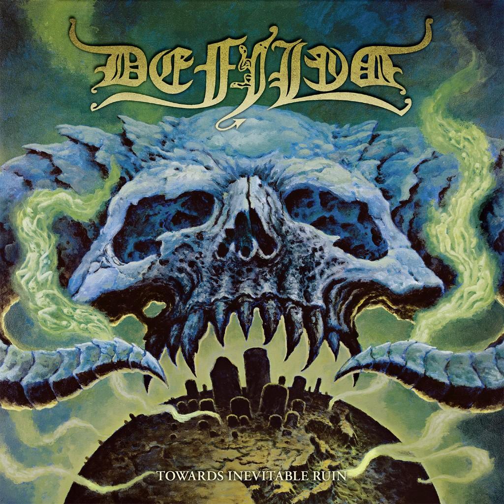 DEFILED album cover