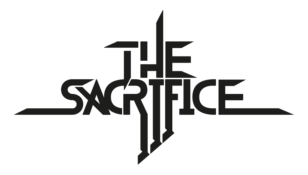 The_Sacrifice-logo-black