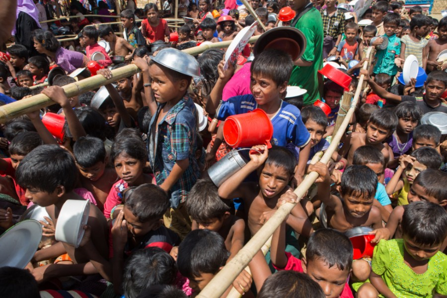 Harvard study on the Rohingya crisis