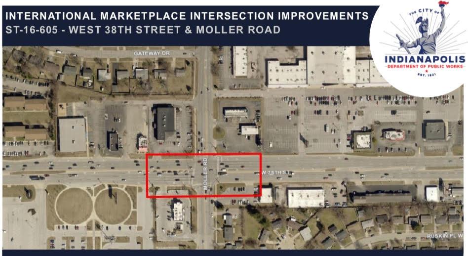 International Marketplace Intersection Improvements