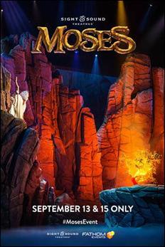 Sight & Sound Theatres® Presents: MOSES