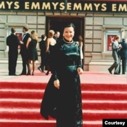 Kieu Chinh at the Emmys