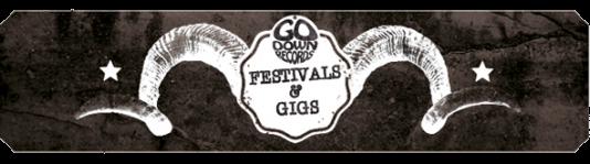 festivals & gigs