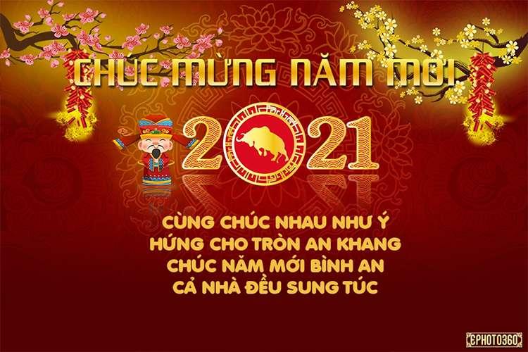 1001+ lời chúc Tết 2021 Tân Sửu hài hước, ý nghĩa và độc đáo - HaloTravel