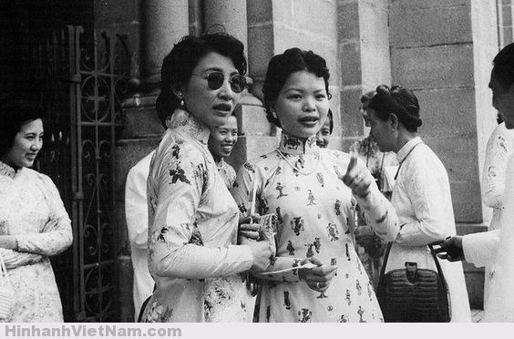 Con gái Việt Nam thời xưa - 1960s. Retro girl VietNam - Hình ảnh ...