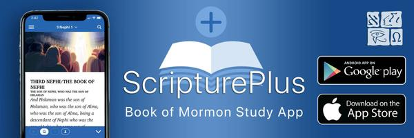 ScripturePlus: The Book of Mormon Study App