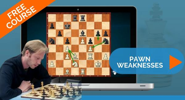 mini-course on pawn weaknesses