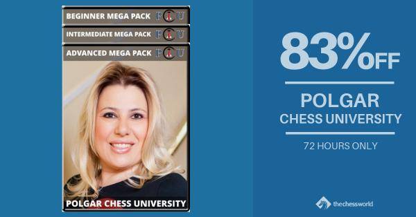Polgar Chess University - Start Now