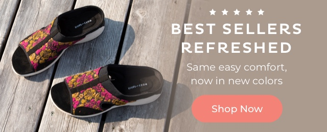 Best Sellers Refreshed