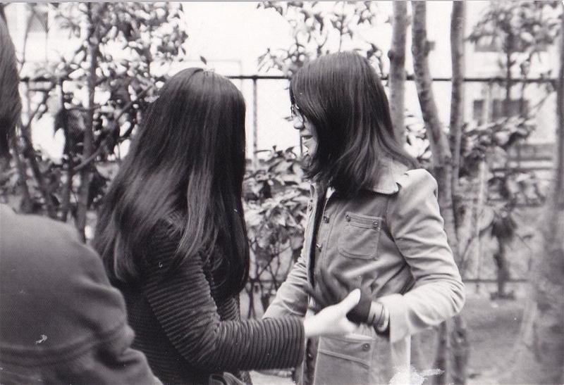 Những nữ sinh viên Việt Nam ở Nhật 1974