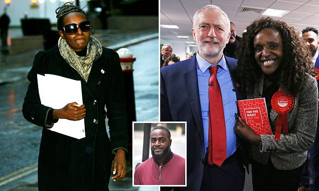 Labour MP Fiona Onasanya is found GUILTY of perverting course of justice by lying to police to avoid speeding fine. Mail?url=https%3A%2F%2Fi.dailymail.co.uk%2F1s%2F2018%2F12%2F19%2F15%2F7621566-0-image-a-61_1545234257575