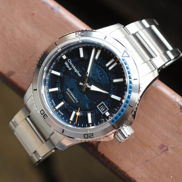 C60 Sapphire - Daring combination
