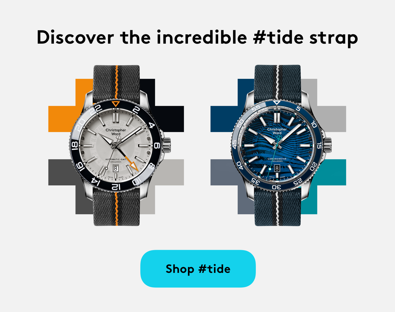 Discover the incredible #tide strap
