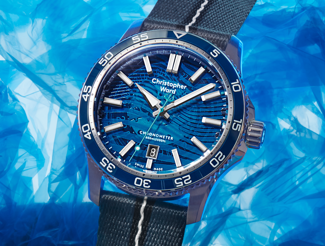 What the watch press say about the C60 #tide
